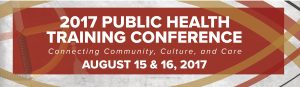 Register Today for the 2017 Public Health Training Conference
